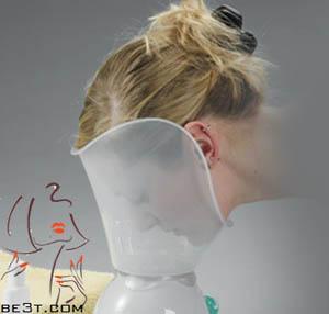 بخار آب ارزانترین ماسک زیبائی