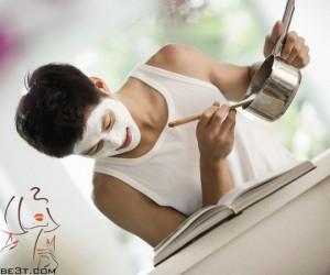 ماسک گیاهی برای پوست طبیعی و خشک