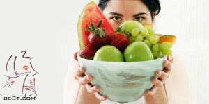 زیبایی پوست با میوه و سبزی