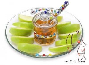 جلوگیری از چروک با ماسک سیب