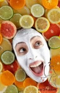 ماسک میوه های بهاری