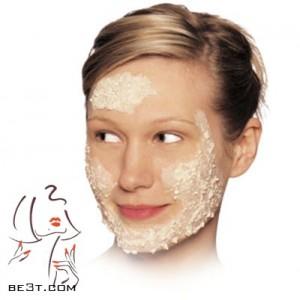 درمان خشکی پوست صورت با25روش
