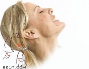 آموزش یوگای صورت جهت کاهش چین و چروک (تصویری )