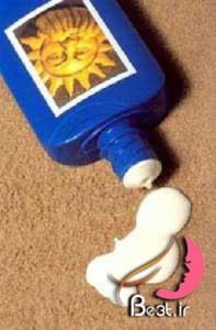 هر 3 ساعت ضد آفتاب را تجدید کنید