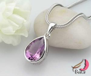 براق کردن نقره براق کردن نقره جات با پنج روش مختلف Silver Jewelry Pendant
