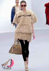 مجموعه لباس پاییزه طراحی شده توسط  Roberto Cavalli