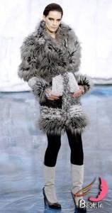 مجموعه پالتوهای پاییز/زمستان 2010 برند Chanel