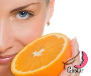 جلوگیری از خشکی پوست با ویتامین ث