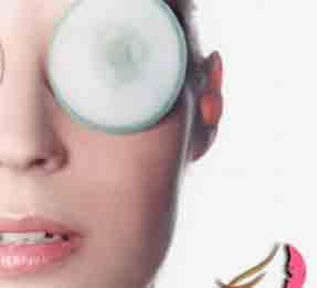 تشدید حلقه های سیاه دور چشم در زمستان