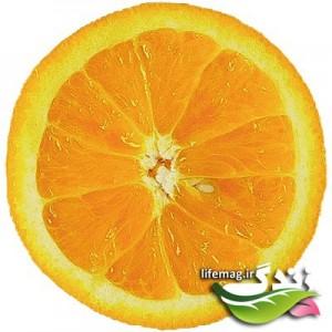 طرز تهیه تونیک و ماسک پرتغال جهت منافذ باز و جوانسازی