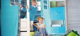 راهنمای تنظیم نور اتاق کودک + تصاویر اتاق خواب کودک