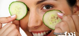 getty_rf_photo_of_woman_using_cucumbers_on_eyes