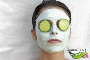 شفاف سازی پوست با ماست ترش