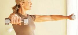 ۱۰ حرکت برای تقویت شانه ها