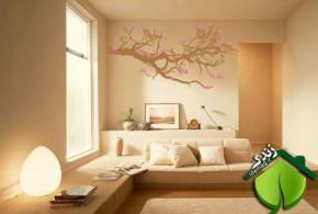 breathtaking-cool-wall-pink-tree