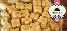 طرز پخت شیرینی نخودچی