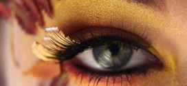 چگونه چشم های ریز را با آرایش درشت تر کنیم