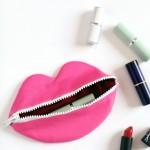DIY-Zippered-Lips-Makeup-Pouch1
