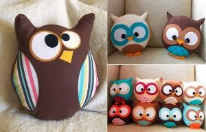 crafts-fabric-owl