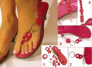 diy-flip-flop-projects-coral-color-beads-one-sided