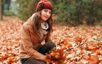 شیک پوش در فصل پاییز
