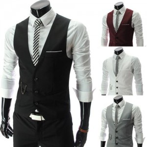 men-cool-vests-v-neck-outwear-casual-vest