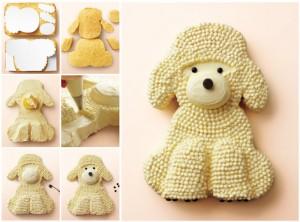 DIY-Adorable-Puppy-Cake