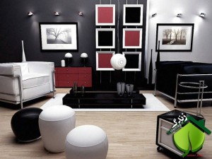 Modern+retro+living+room-300x225