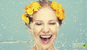 پوستی شاداب و زیبا با دنبال کردن 10 روش