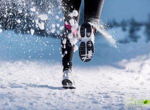 بخوانید از فواید فوق العاده پیاده روی در سرما