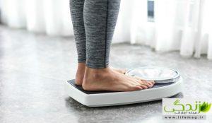 چرا لاغر نمی شوم ؟ چرا وزنم ثابت  است ؟