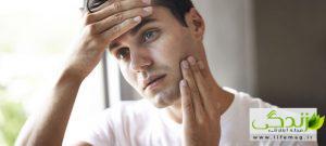 5 علامت در چهره شما که نشان دهنده کمبود ویتامین است !