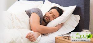 25 کاری که برای خواب راحت باید و نباید انجام دهید !