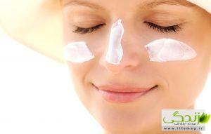 روش های برنزه کردن پوست با آفتاب