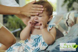 گرمازدگی کودکان  و روش های درمان و پیشگیری